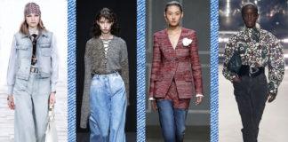 джинсы слоучи, джинсы баллоны, модные джинсы 2021