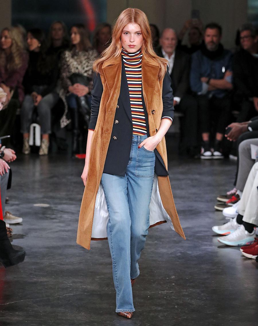 джинсы 2021, прямые джинсы
