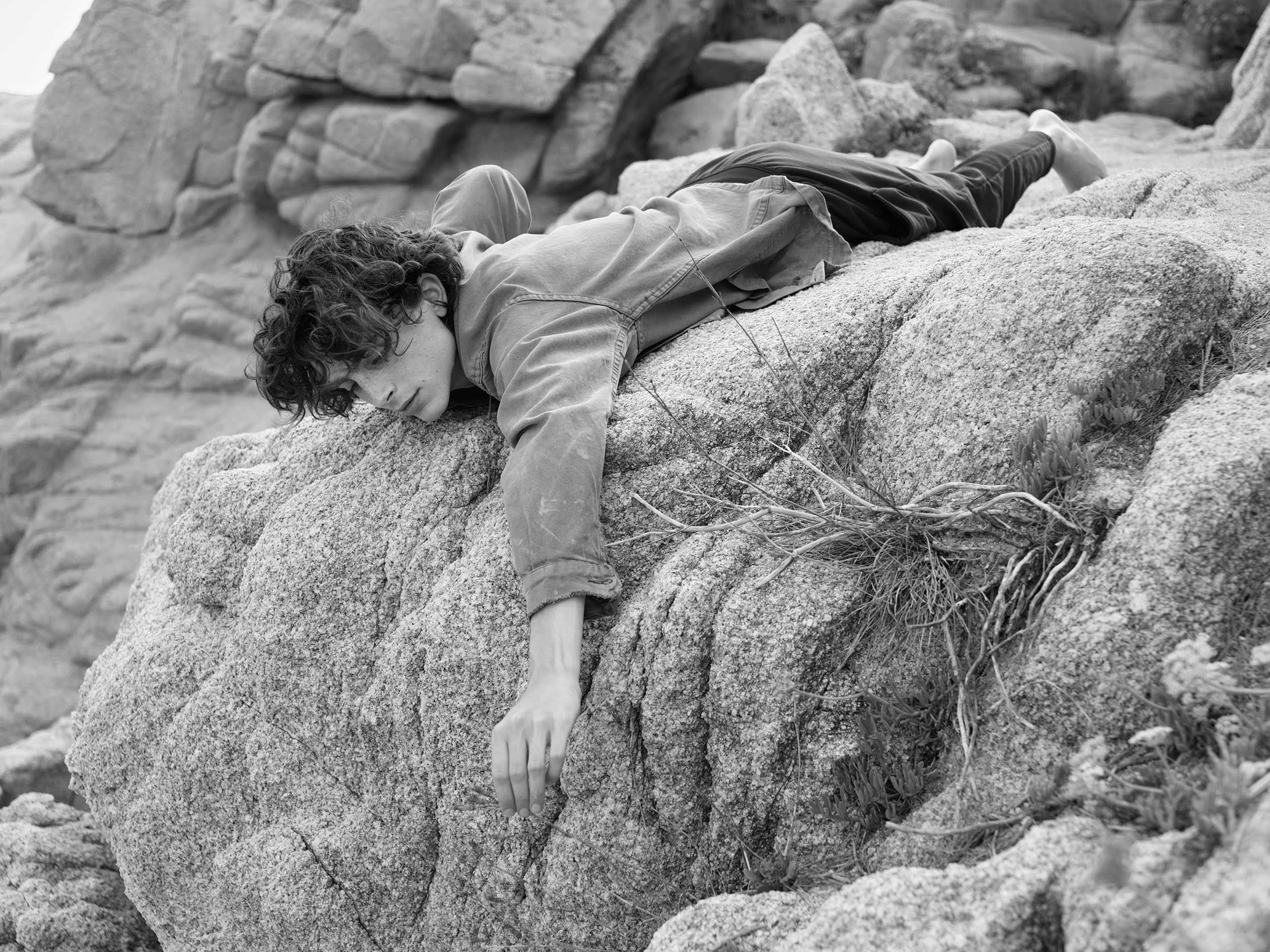 тимоти шаламе дюна фотосессия