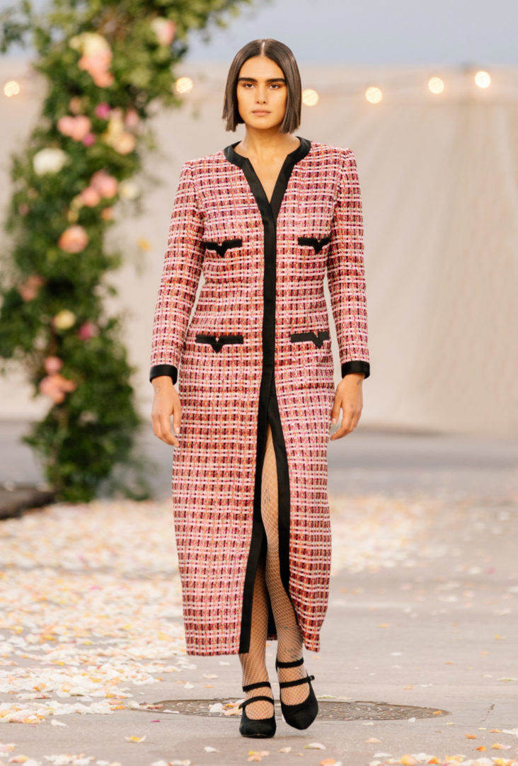 CHANEL весна-лето 2021, Spring-Summer 2021 Haute Couture
