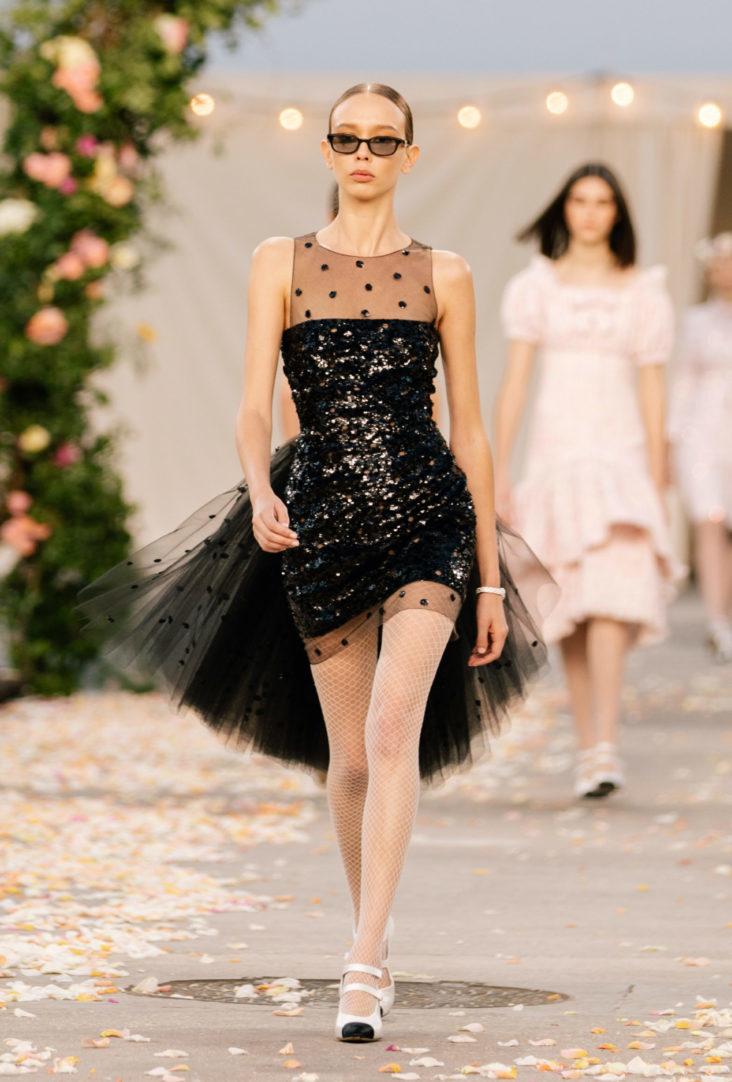 маленькое черное платье 2021