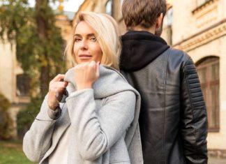 Марина Боржемская с парнем