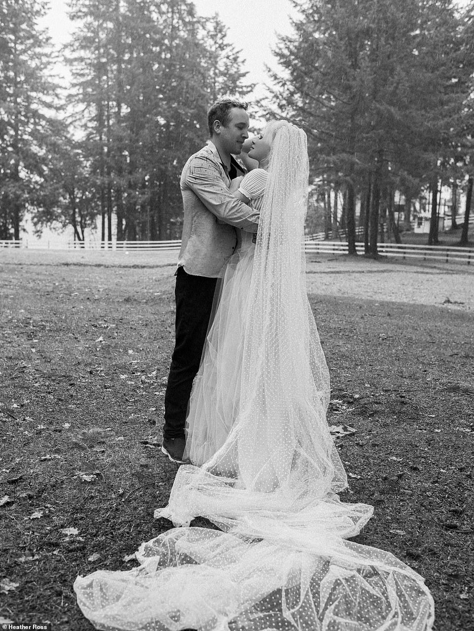 памела андерсон свадьба