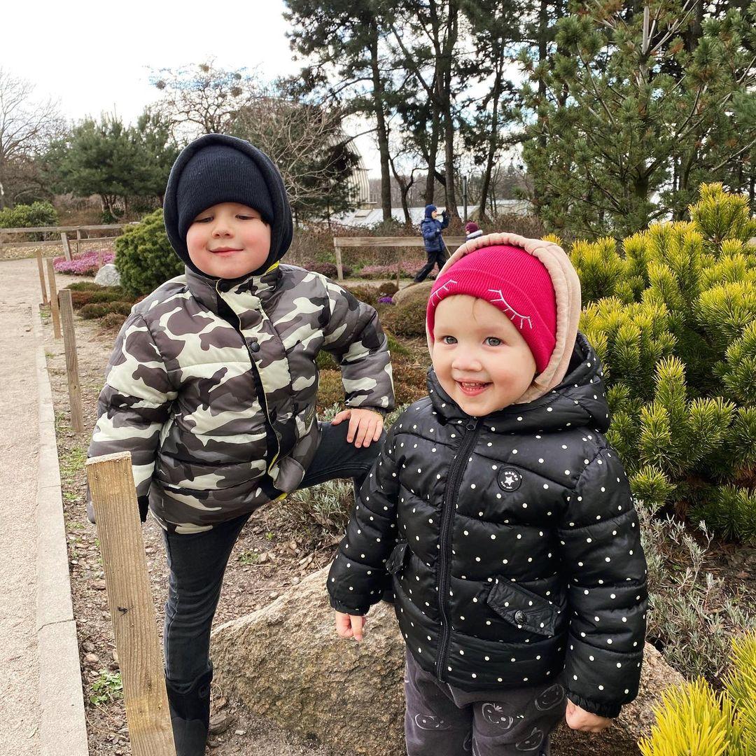 внуки стаса боклана