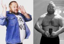 Максим Кравец похудел