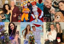 новый год 2021 украинские звезды как отпраздновали