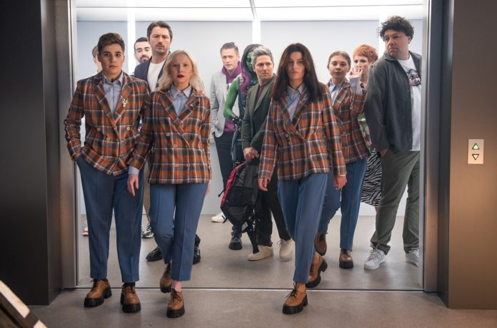 участницы участниц нового сезона «Від пацанки до панянки» 2021