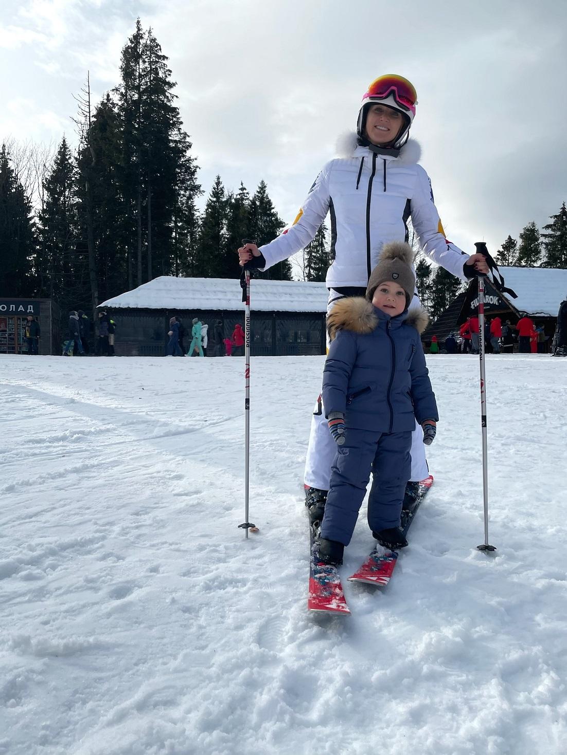 украинские звезды отдых новый год 2021 рождество отпуск путешествие анна ризатдинова