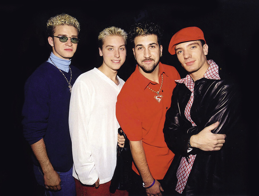 Lance bass reveals how joey fatone found out he is gay