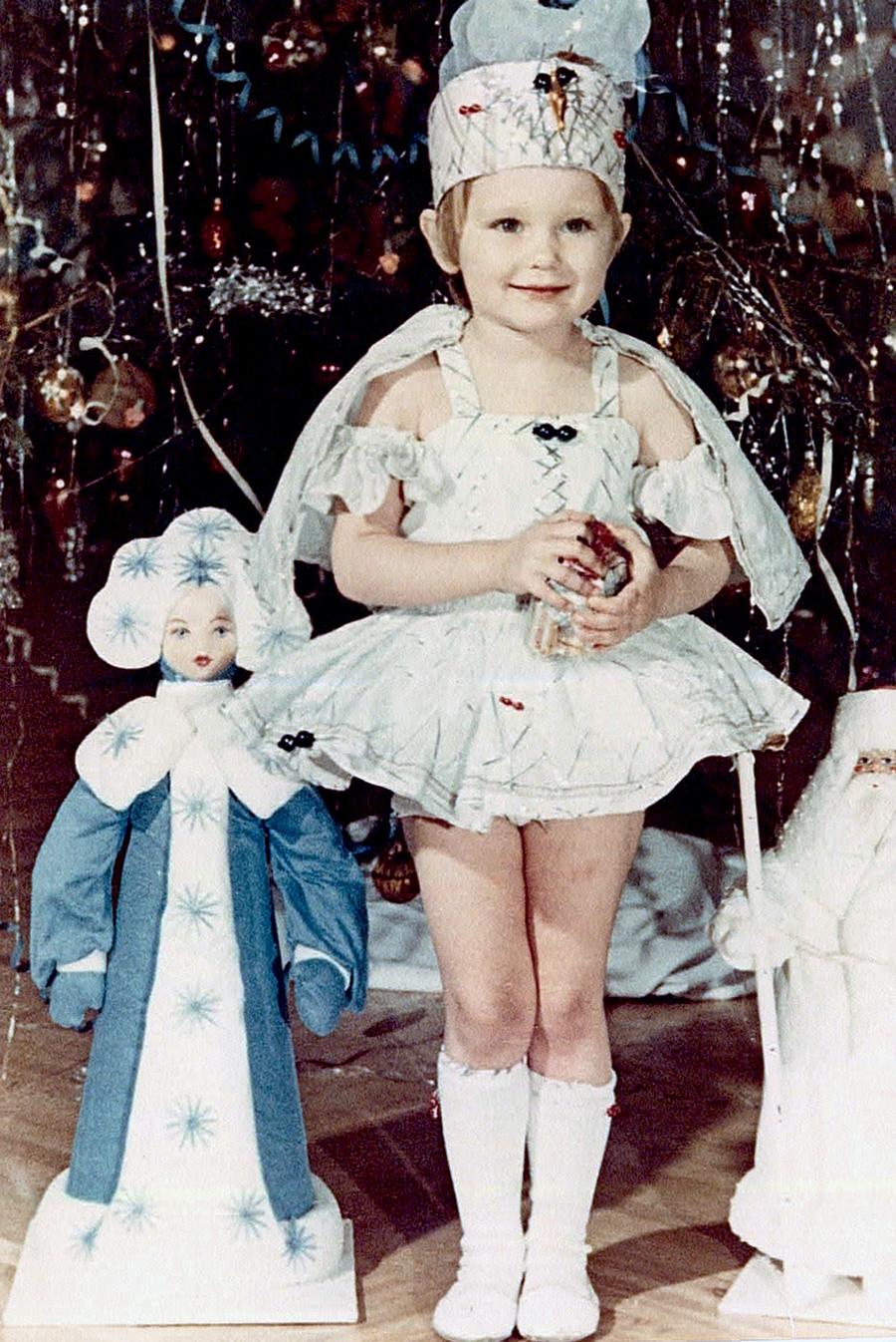 лидия таран новый год детские фото