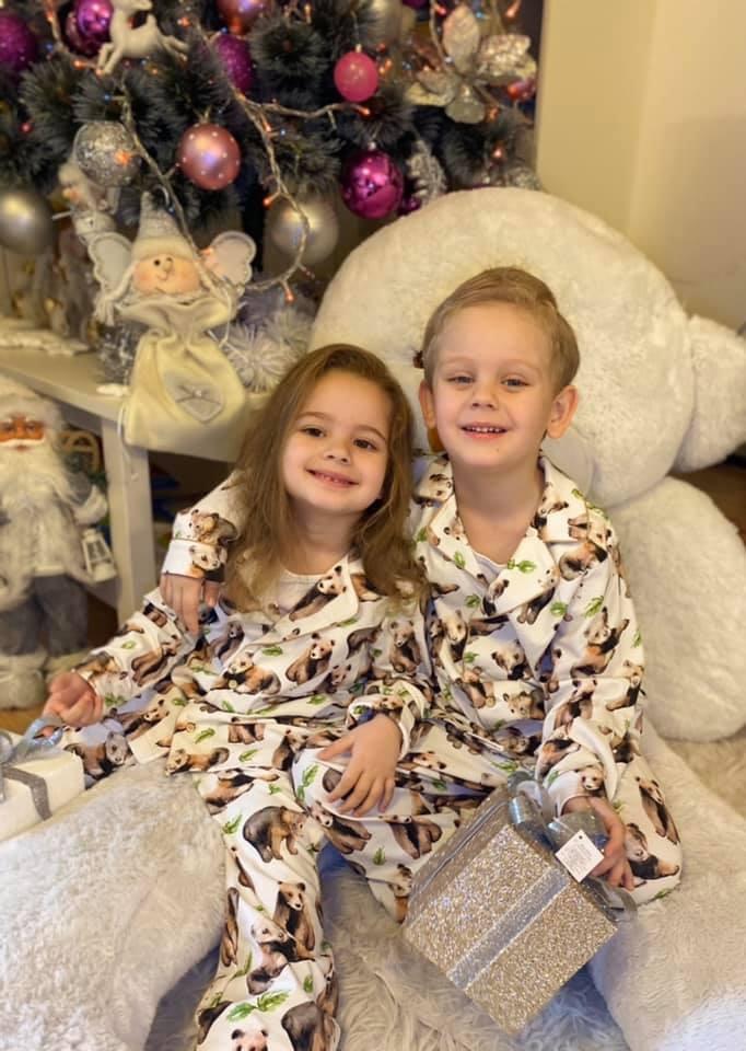 новый год 2021 украинские звезды как отпраздновали екатерина бужинская дети двойняшки близнецы