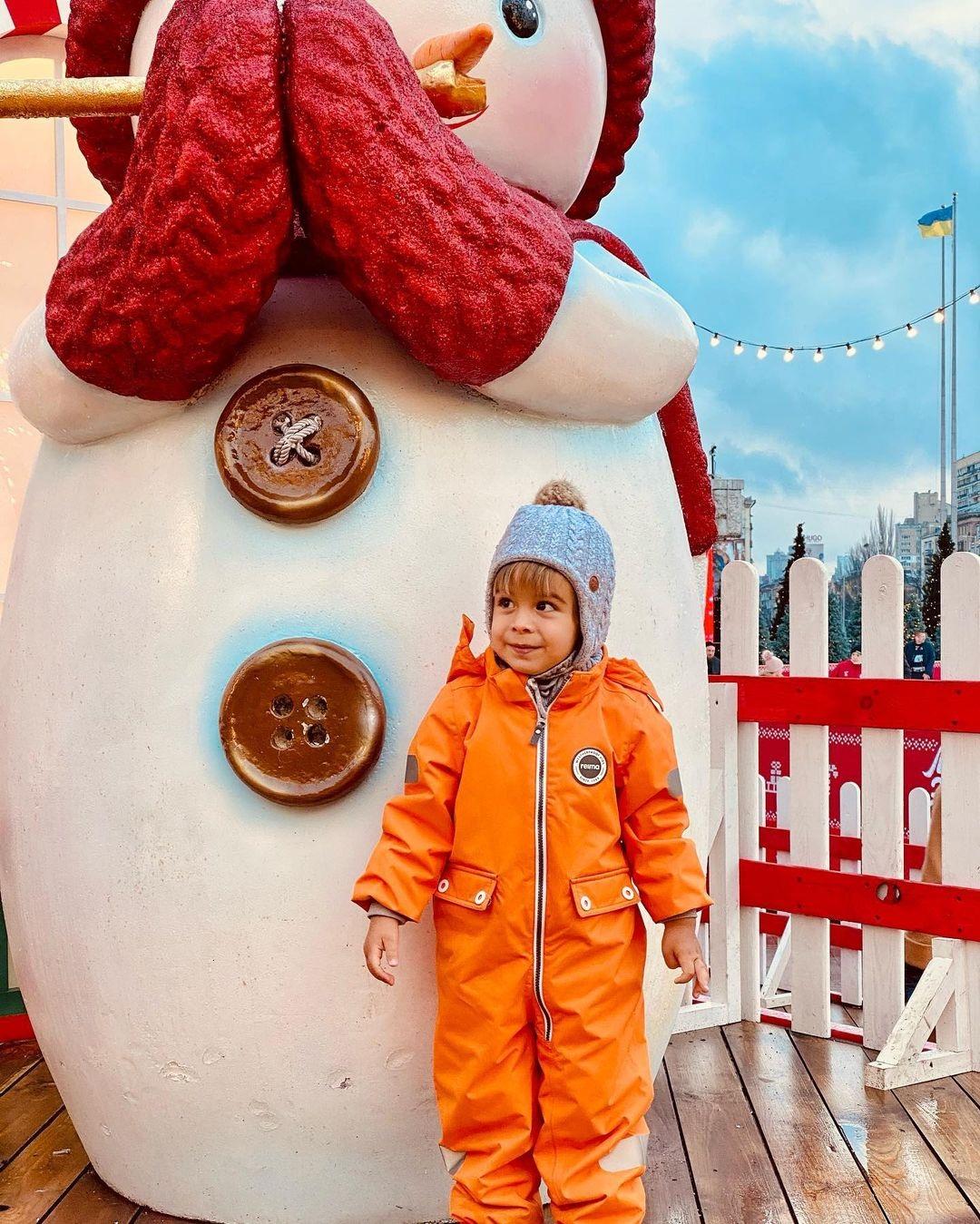 новый год 2021 украинские звезды как отпраздновали джамала сын