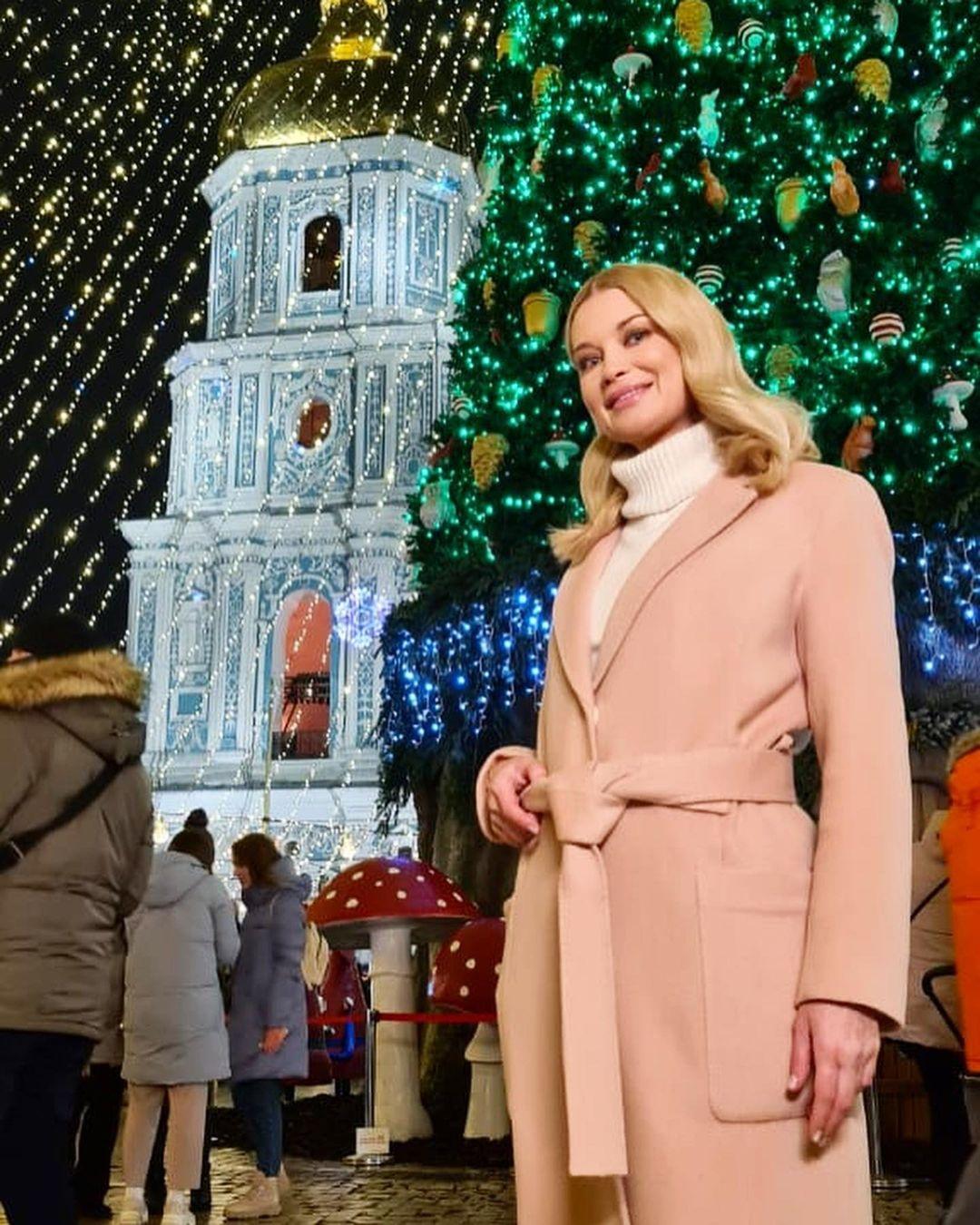 новый год 2021 украинские звезды как отпраздновали лидия Таран