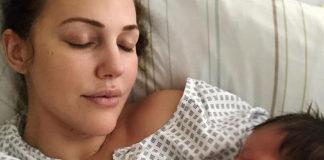 роксолана Мерьем Узерли дети семья родила второй ребенок