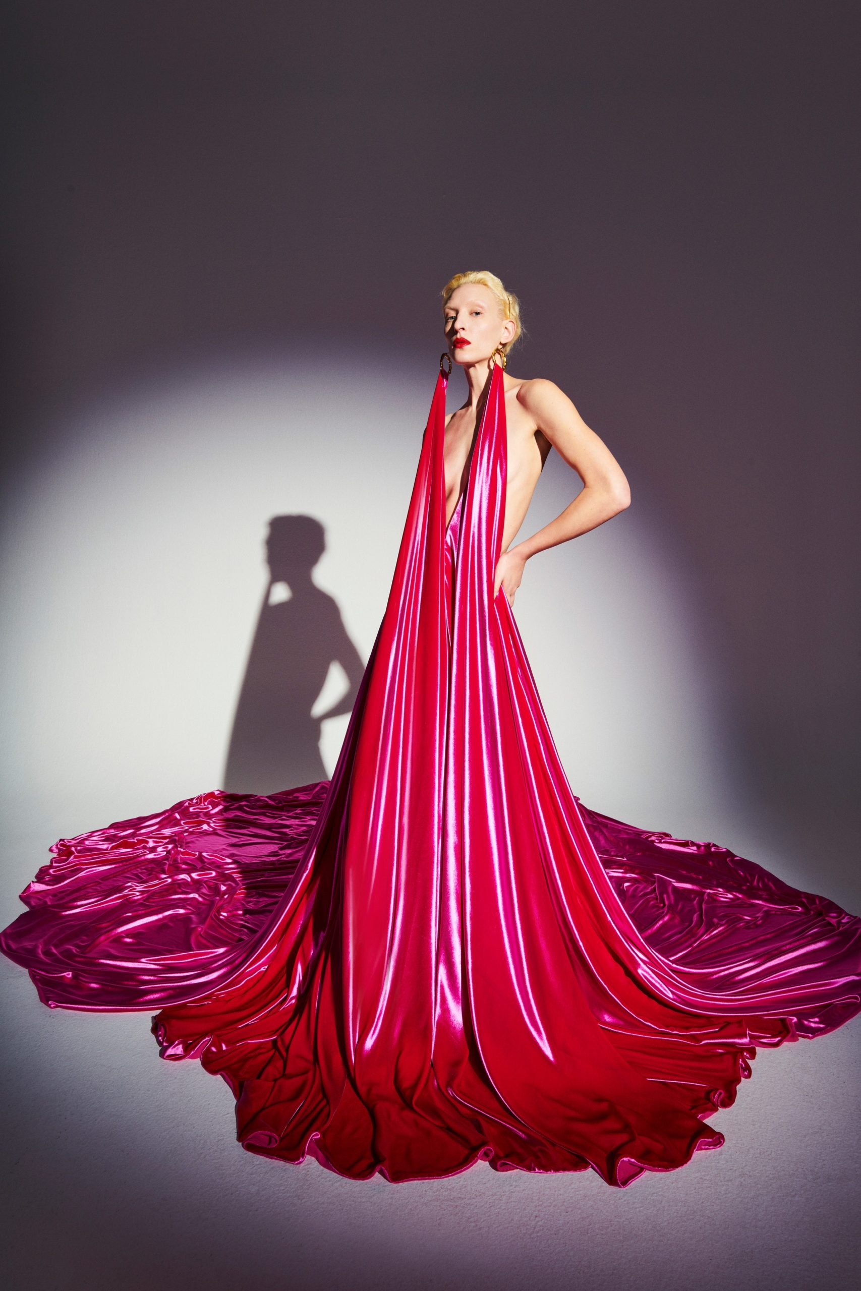 платье Schiaparelli