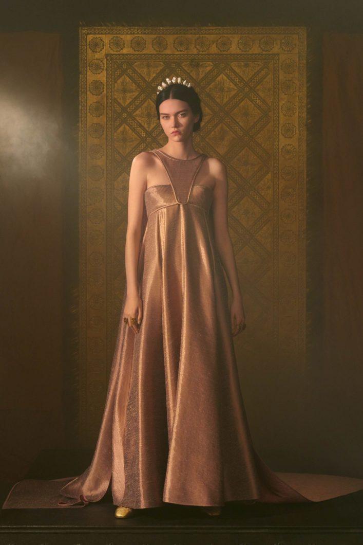 Dior 2021 платья