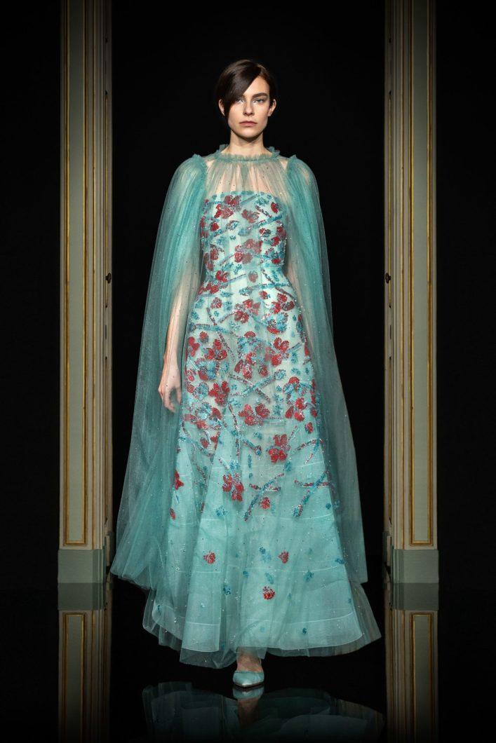 Armani Prive вечерние платья 2021