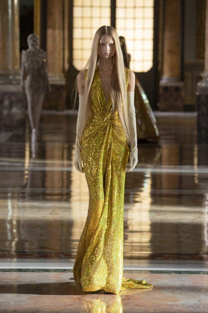 Valentino вечерние платья 2021