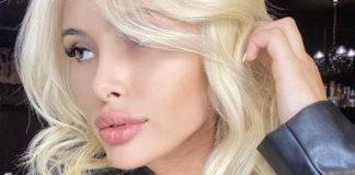 доменика ющенко губы