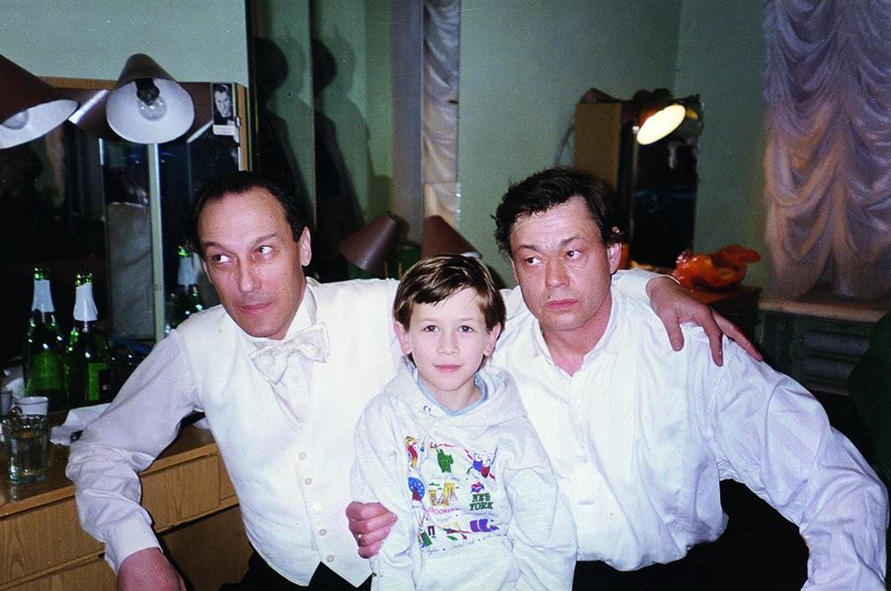 Дмитрий ступка в детстве