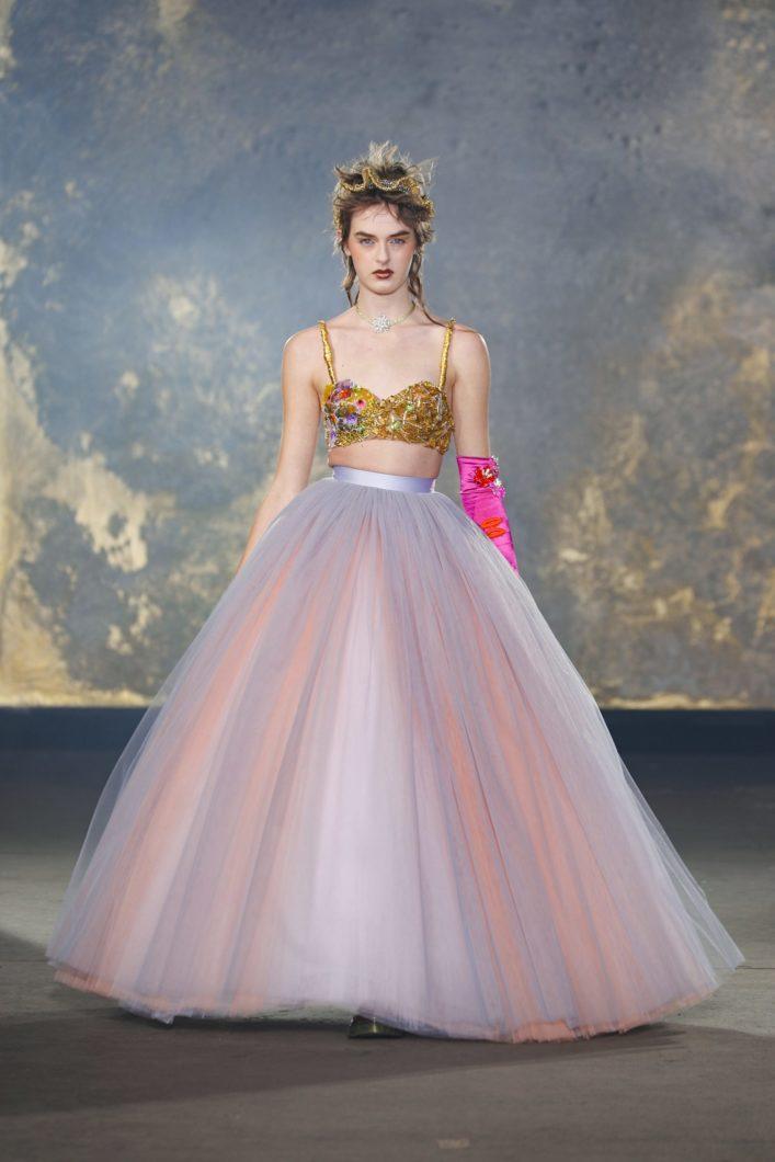 пышные платья на выпускной 2021