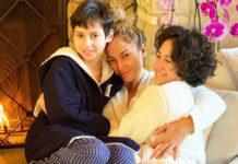 дженнифер лопес дети сын макс дочка эмма близнецы день рождения
