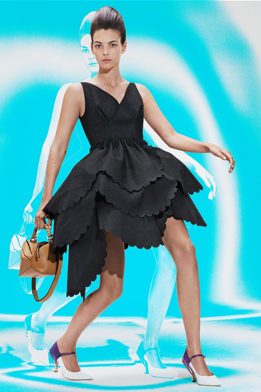 что надеть день влюбленных валентина платье кукольное беби долл короткое черное пышная юбка