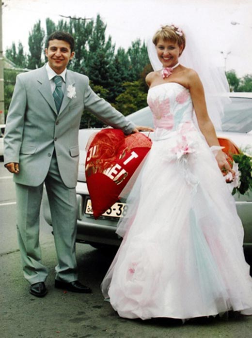 свадьба зеленского