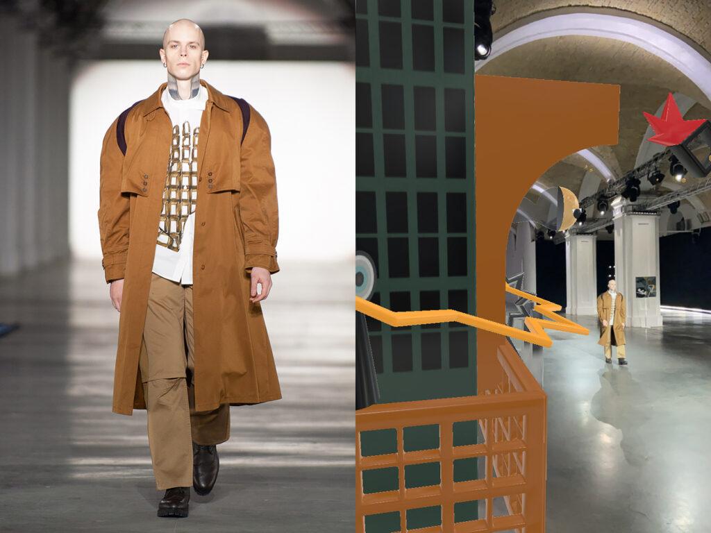 Супер Топ-модели по-украински дмитрий топоринский модель Ukrainian Fashion Week