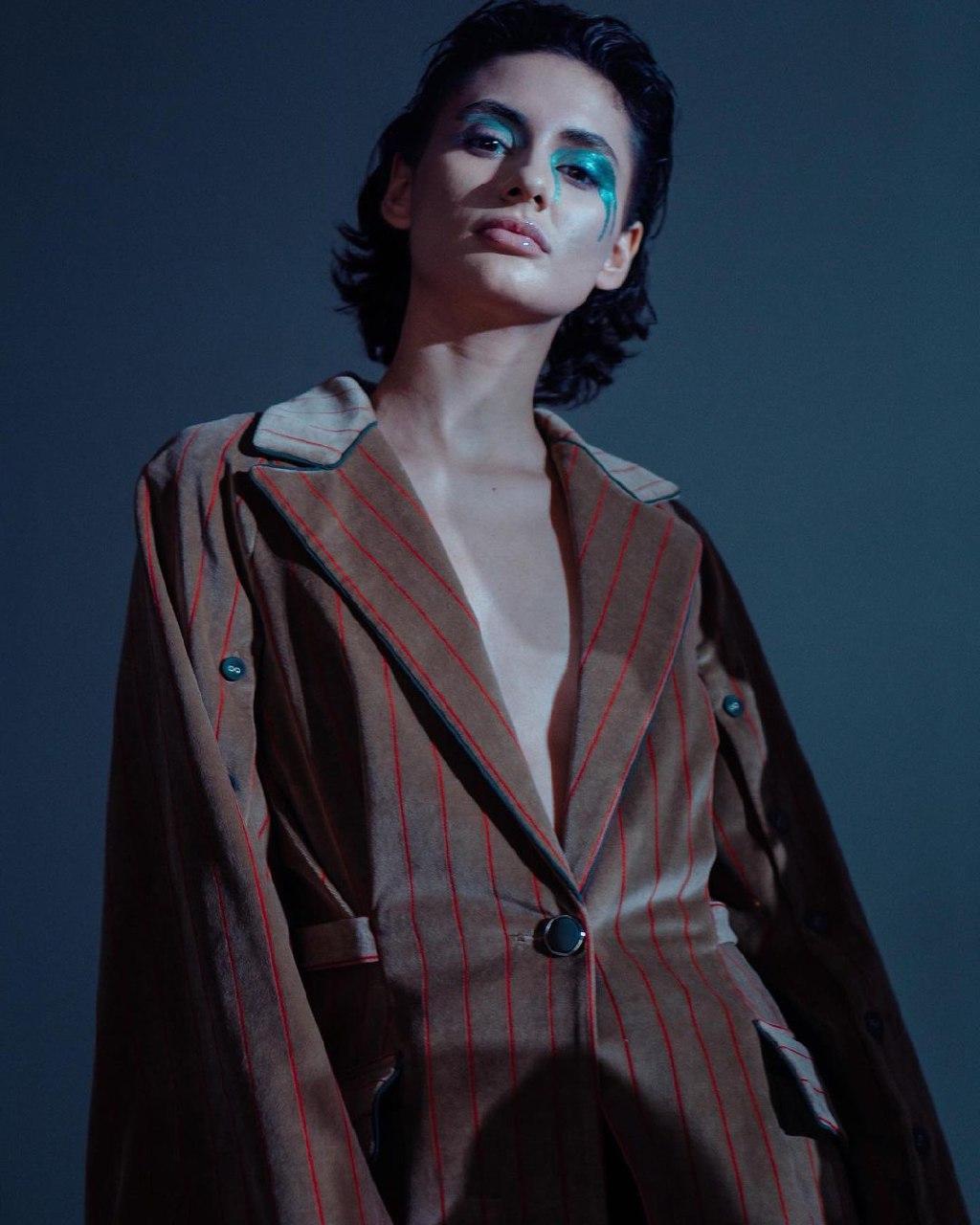 Супер Топ-модели по-украински настя панова модель Ukrainian Fashion Week