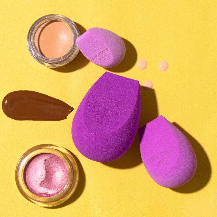 экологичный спонж для макияжа Ecotools BioBlender