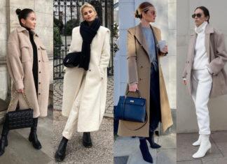модні пальто весна 2021