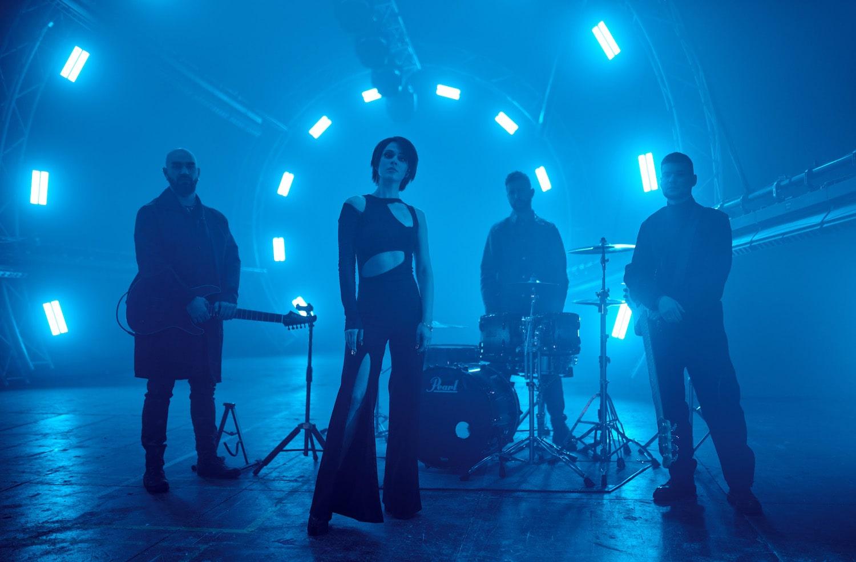 юлия санина The HARDKISS новая песня альбом стрижка показала фигуру
