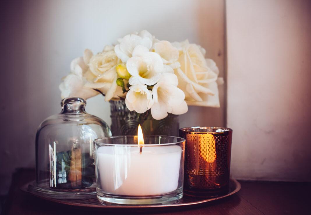 парфюмированные свечи