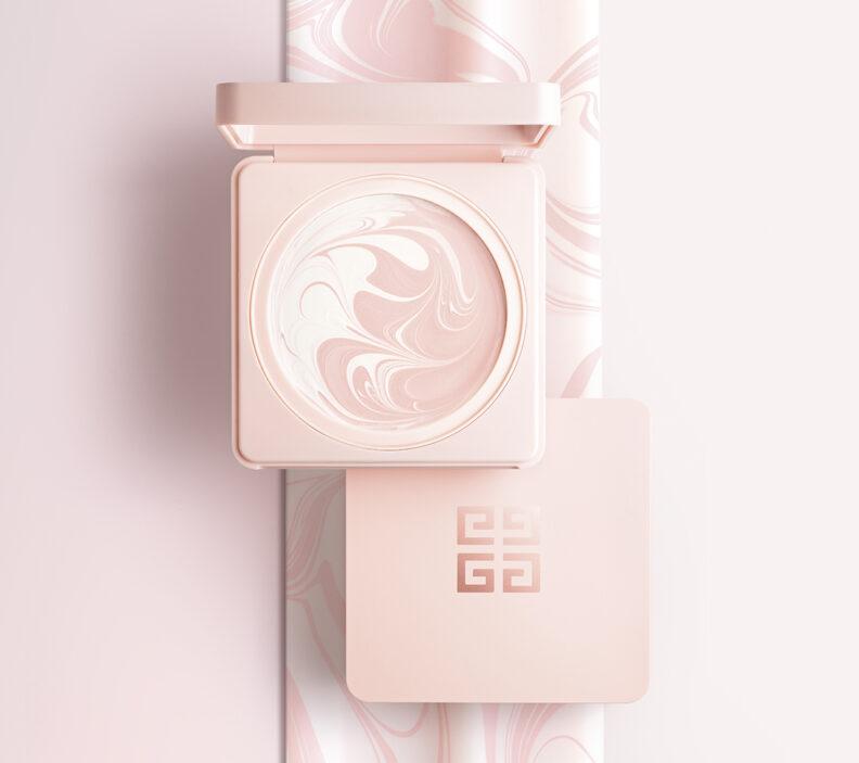 Givenchy компактный крем для лица L'Intemporel Blossom