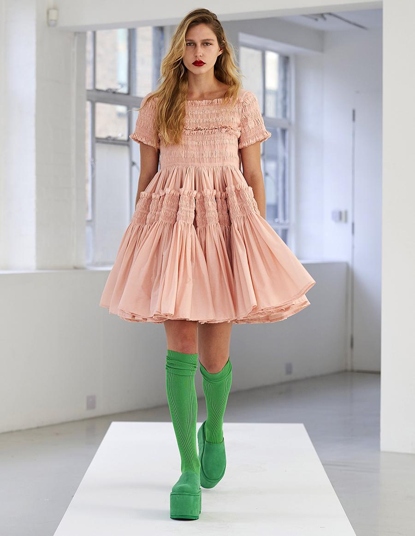 обувь весна 2021 туфли ботильоны ботинки яркие на платформе зеленые