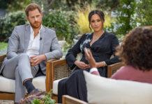 принц гарри меган маркл интервью беременность скандал королевская семья