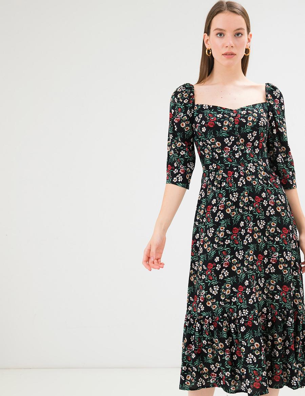 платье весна лето 2021