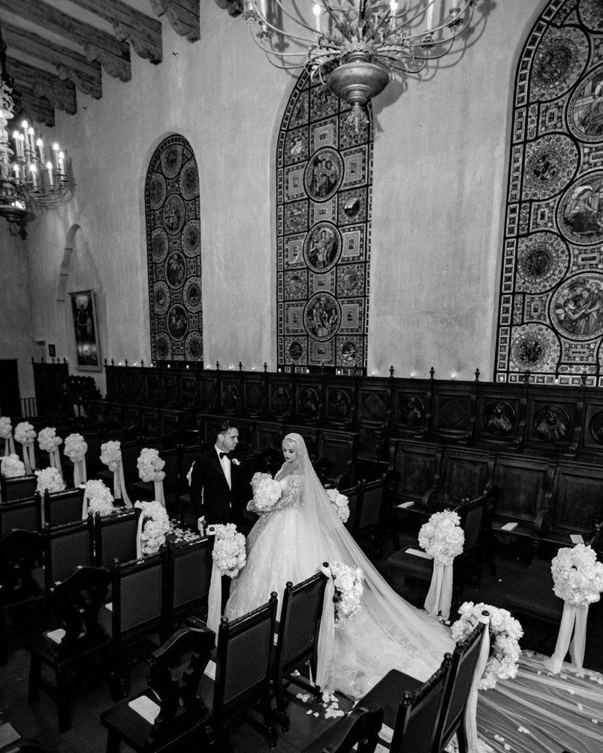 мика ньютон свадьба свадебное платье пышное белое украинские звезды в чем выходят замуж