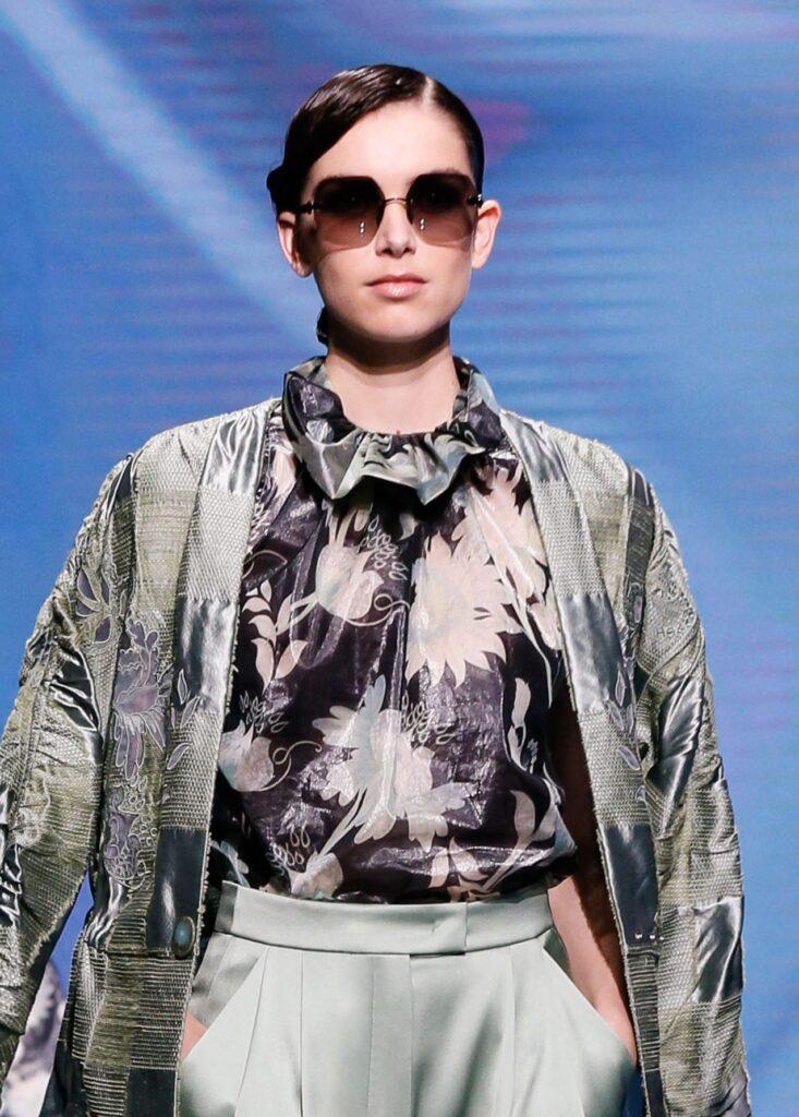 модные солнцезащитные очки 2021