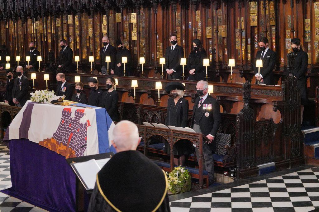похороны принца филипа
