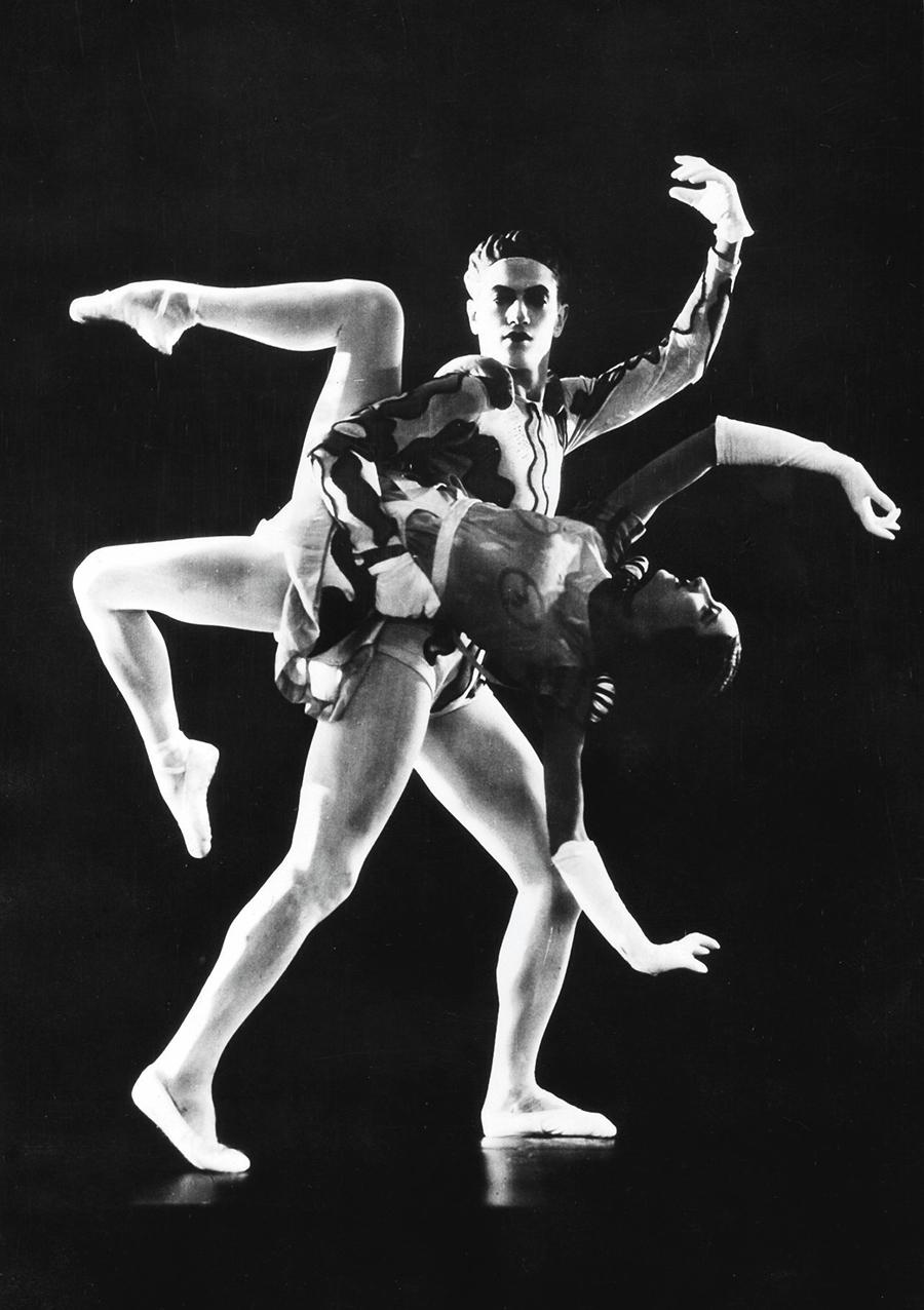 серж лифарь украинец из украины из киева балет биография история любовники друзья