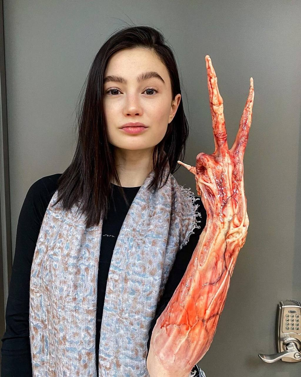 марина мазепа украинка голливуд танцовщина артистка нечестивый