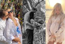 звезда беременна ждет ребенка дети 2021