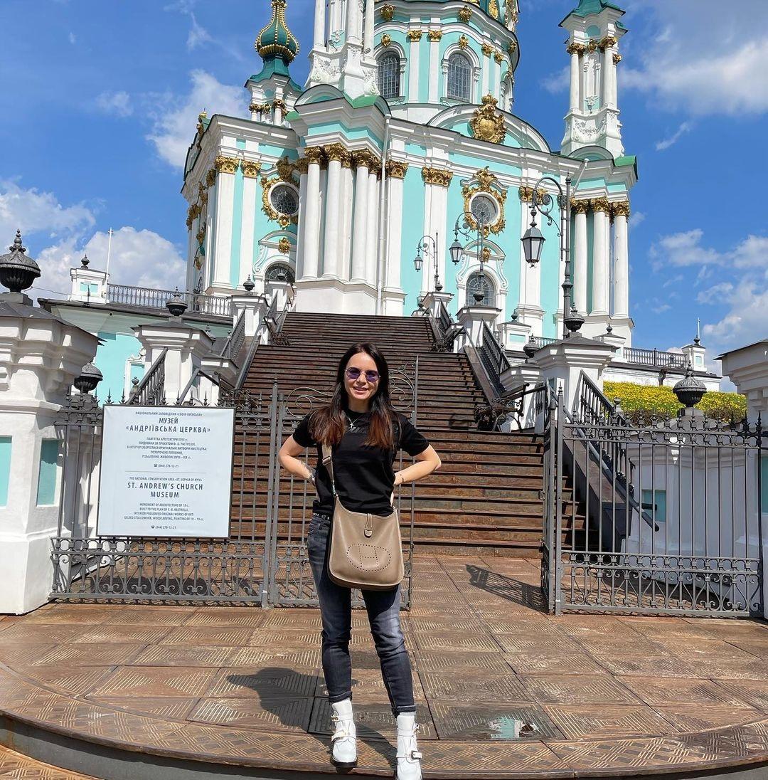 день киева звезды как празднуют места куда пойти Лилия Подкопаева
