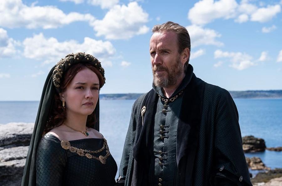 дом дракона приквел игра престолов сериал первые кадры герои рис иванс оливия кук