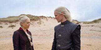 дом дракона приквел игра престолов сериал первые кадры герои мэтт смит