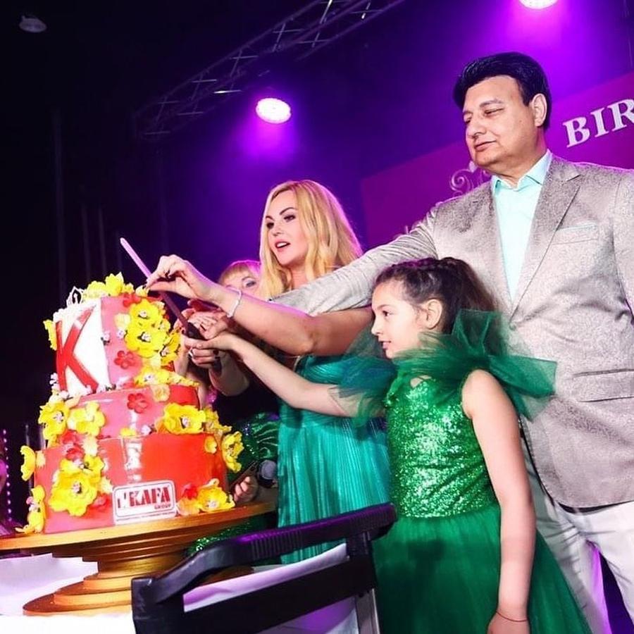 камалия день рождения вечеринка роскошный праздник