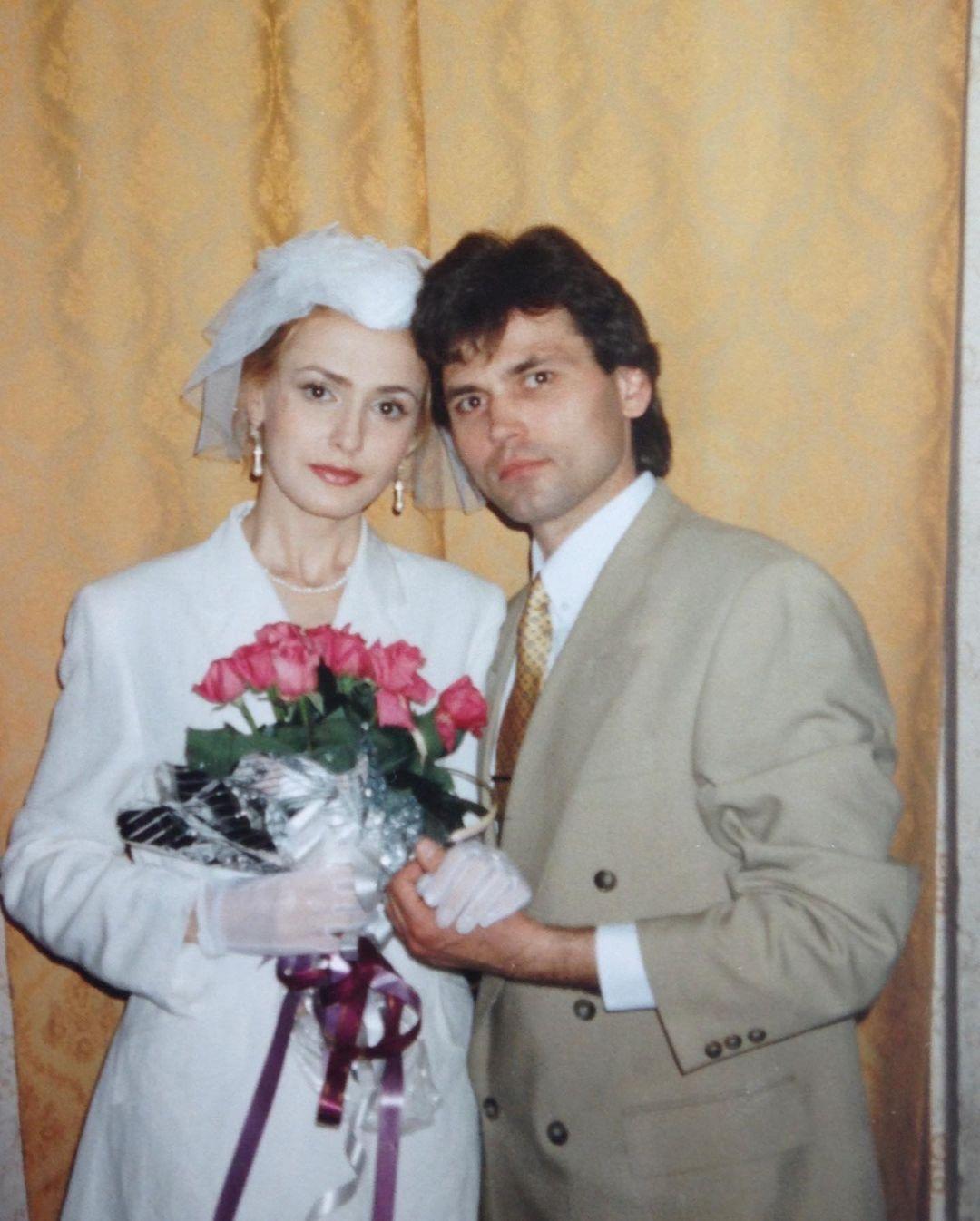 ольга сумская виталий борисюк серебряная свадьба в молодости