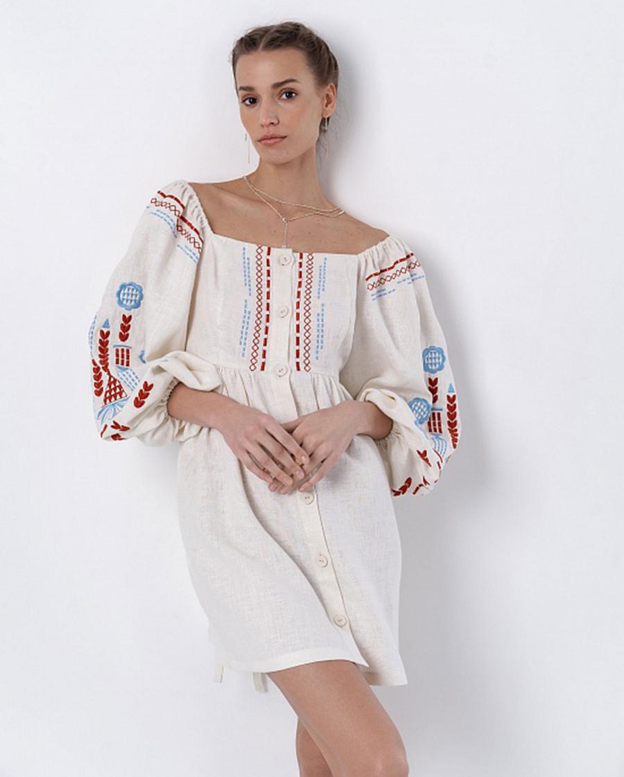 день вышиванки незалежНості независимости украинский бренд где купить платье вышитое